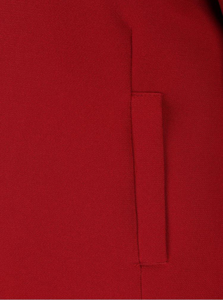 Červené sako s 3/4 rukávem ONLY Tina