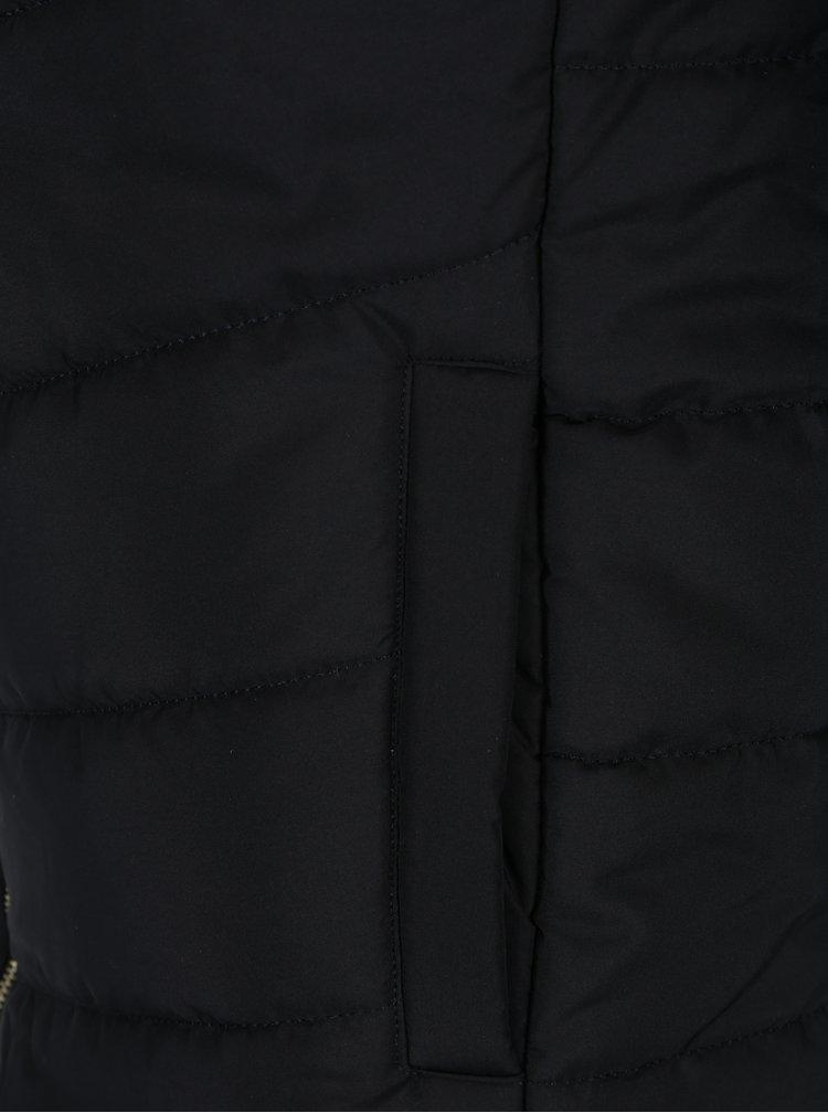 Tmavě modrá dámská prošívaná bunda Jimmy Sanders