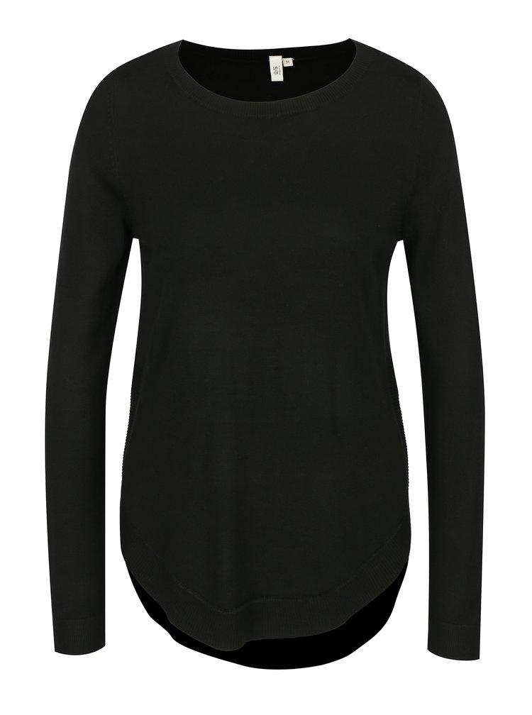 Černý dámský svetr s.Oliver