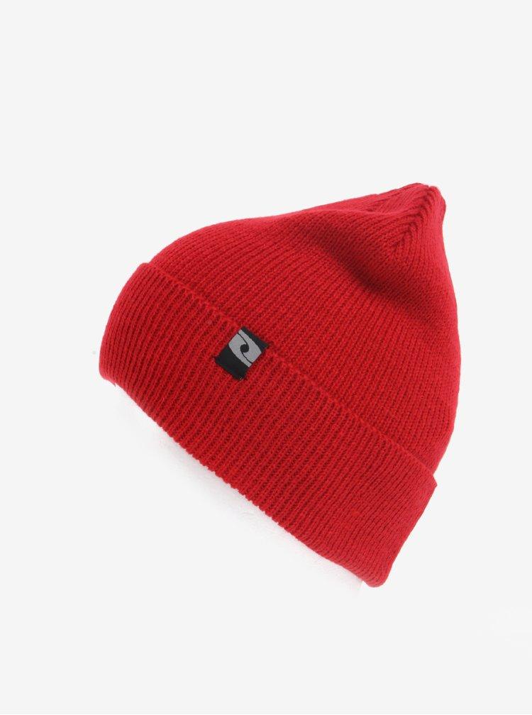 Caciula rosie tricotata pentru barbati LOAP Zach