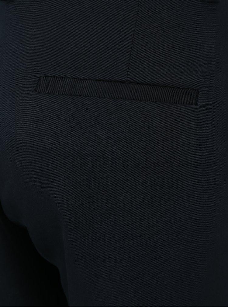 Tmavě modré kalhoty VILA Anly