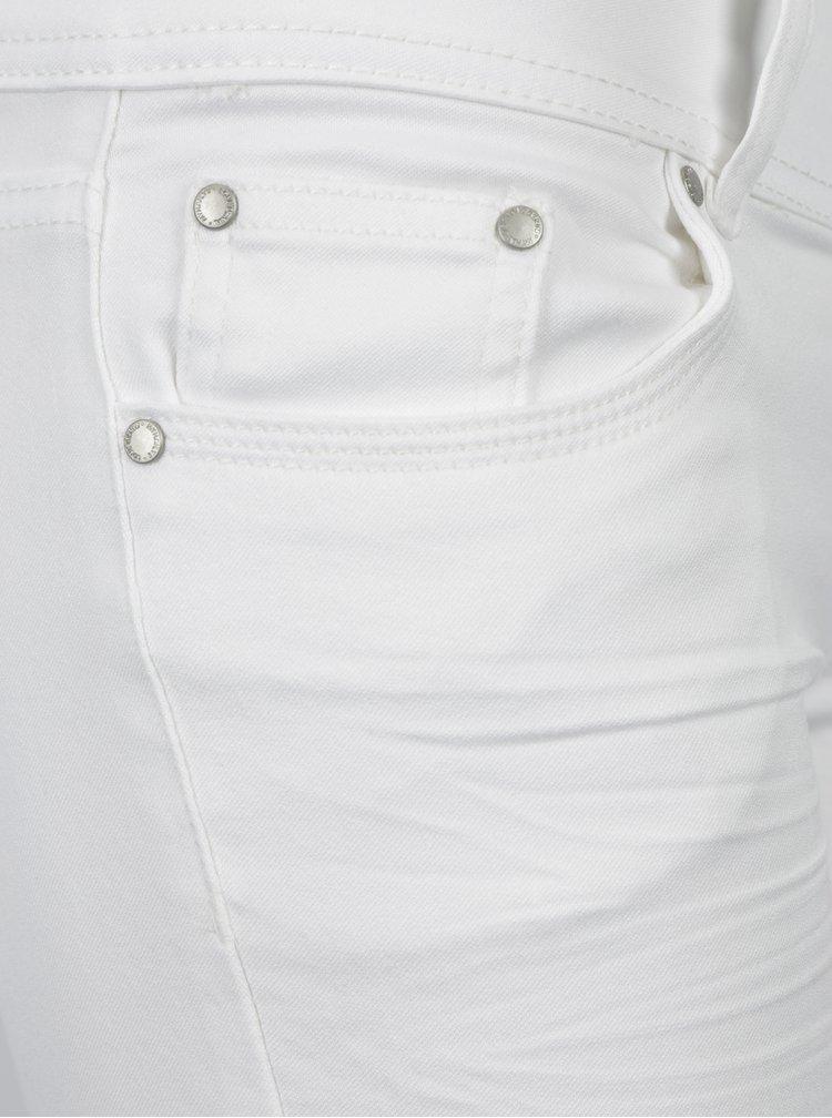 Bílé džíny s nízkým pasem Haily´s Kitty