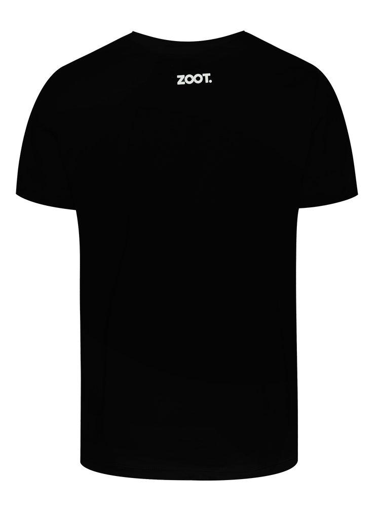 Černé pánské tričko s potiskem ZOOT Original Like a virgin