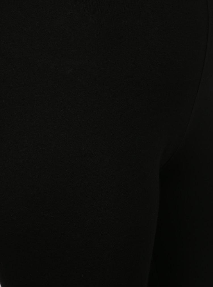 Černé vzorované legíny Desigual Meerut India