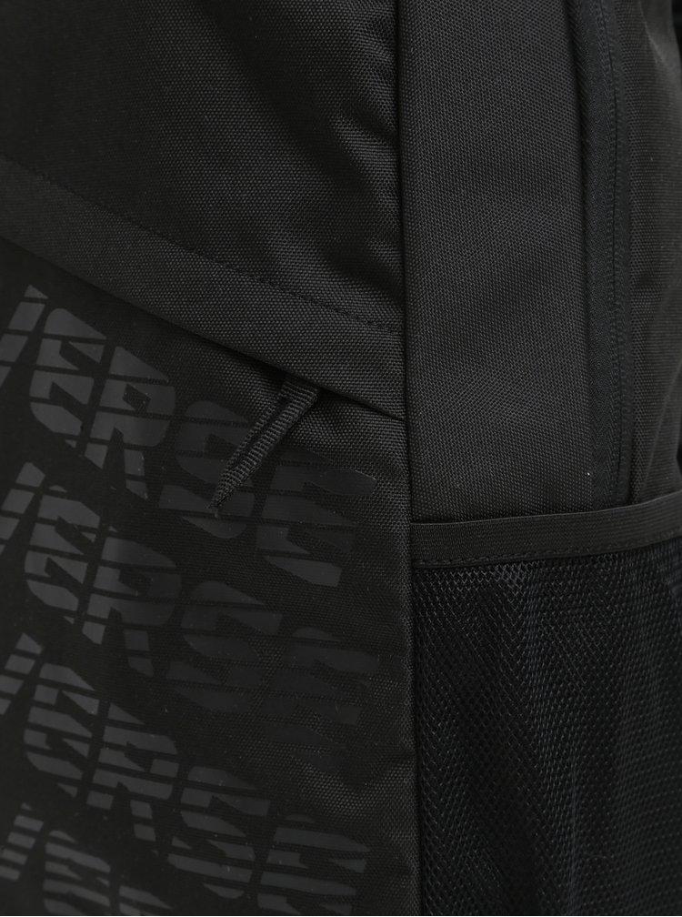 Černý batoh s potiskem Converse Speed 20 l