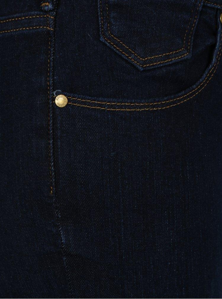Tmavě modré skinny džíny Scotch & Soda
