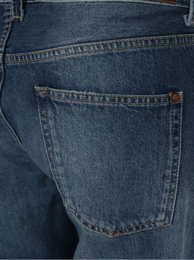 Modré dámské mom džíny Pepe Jeans Violet