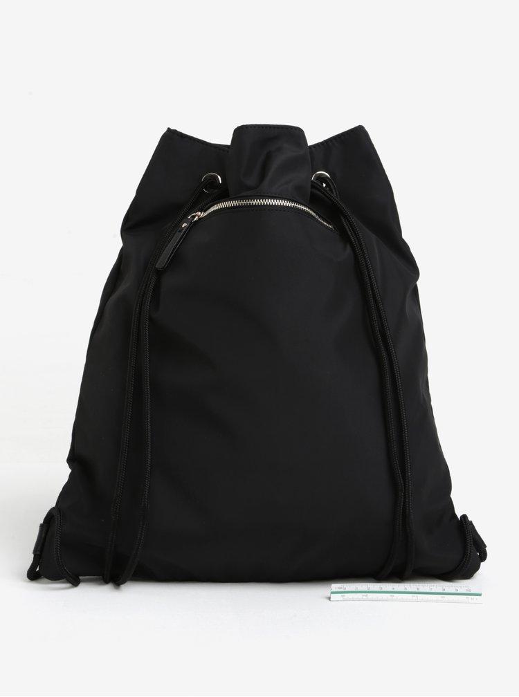 Černý dámský prošívaný vak Tommy Hilfiger