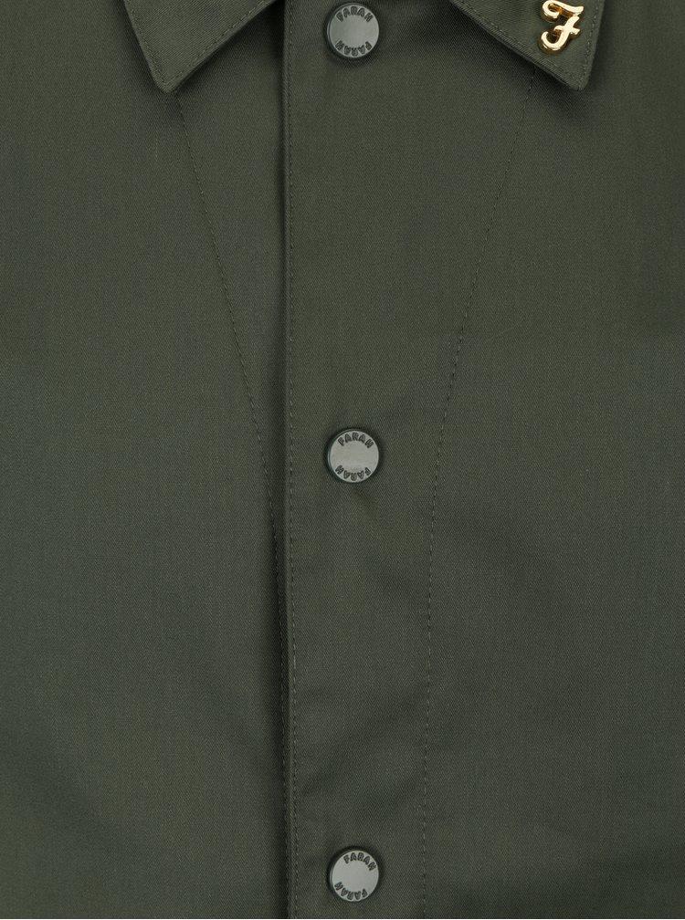 Khaki lehká bunda Farah Marr