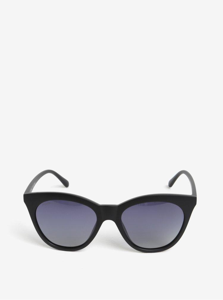 Černé dámské sluneční brýle Pilgrim Ivy