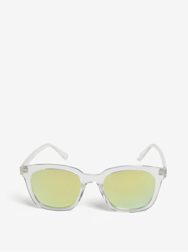 Transparentní dámské sluneční brýle Pilgrim Mireille