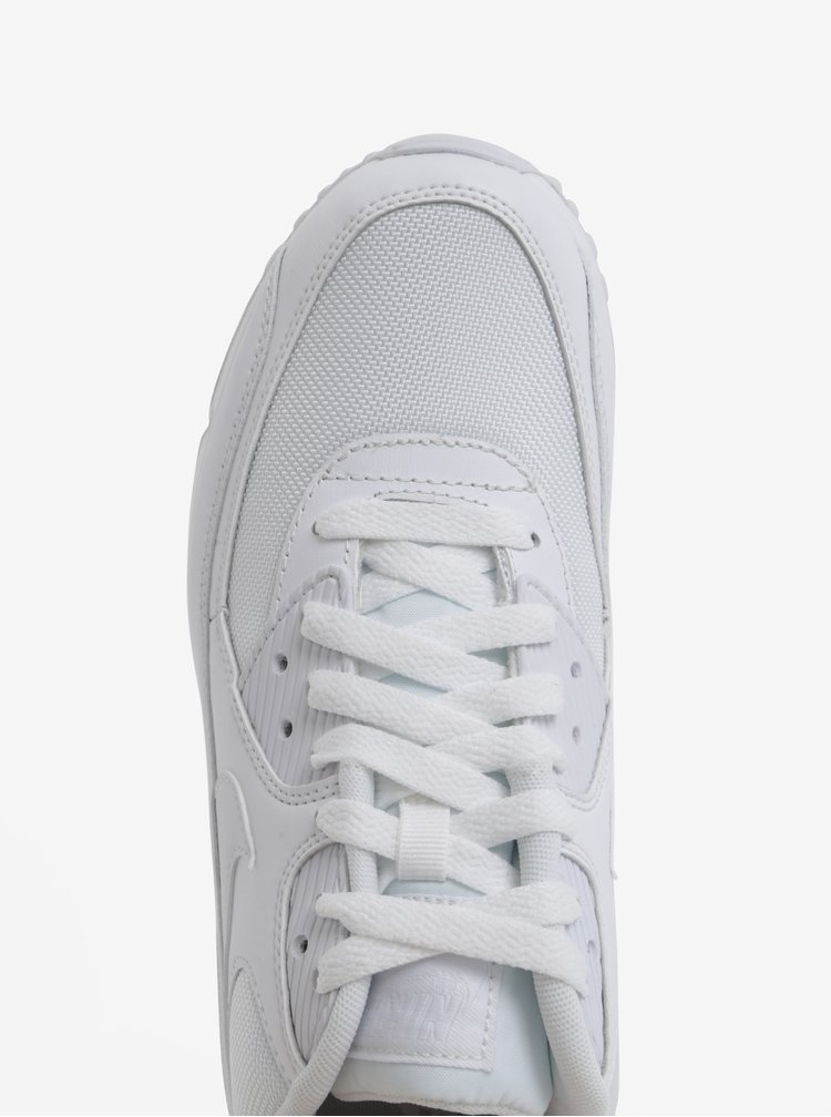 Bílé pánské kožené tenisky Nike Air Max '90 Essential