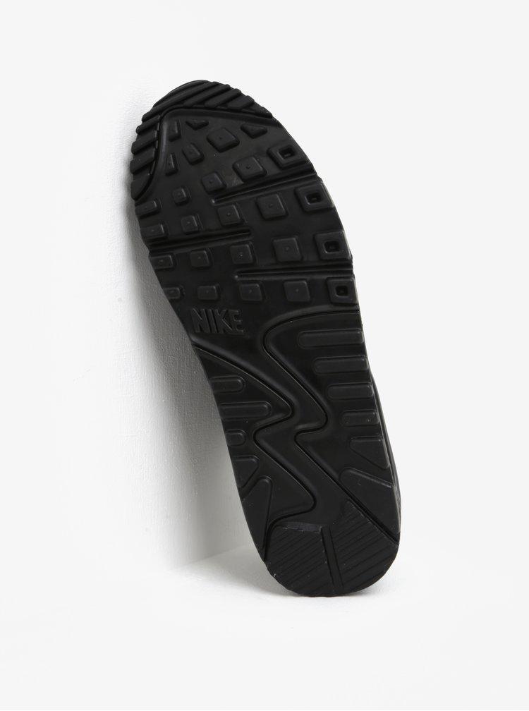 Černé pánské semišové tenisky Nike Air Max '90 Essential