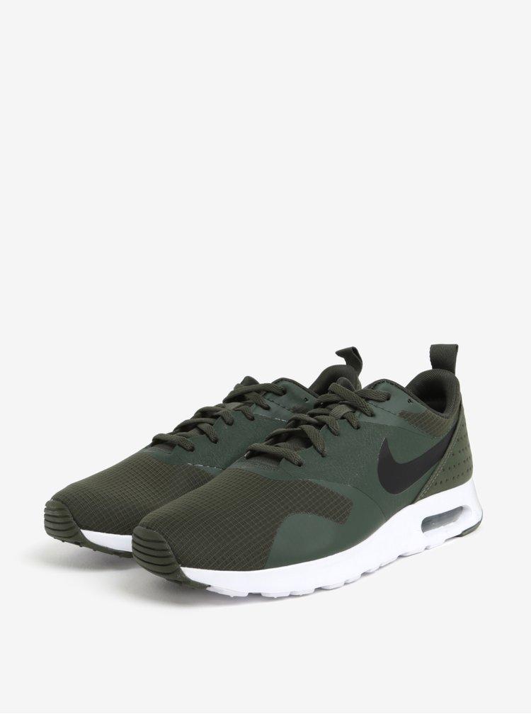 Tmavě zelené pánské tenisky Nike Air Max Travas
