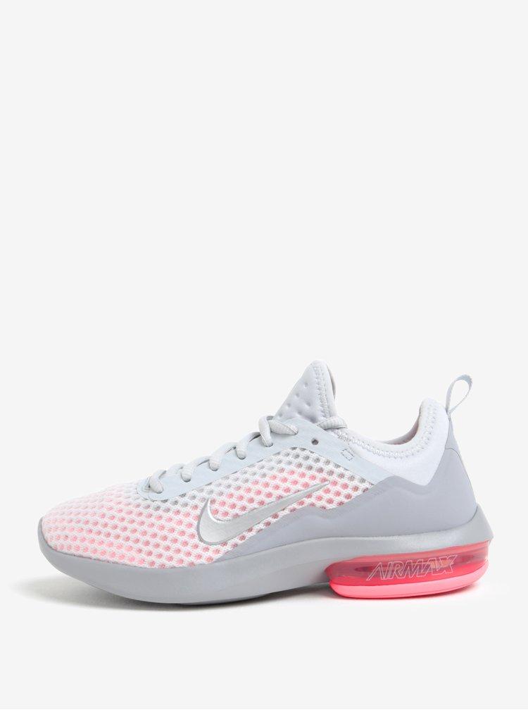 Pantofi sport de alergare gri deschis pentru femei -  Nike Air Max Kantara Running