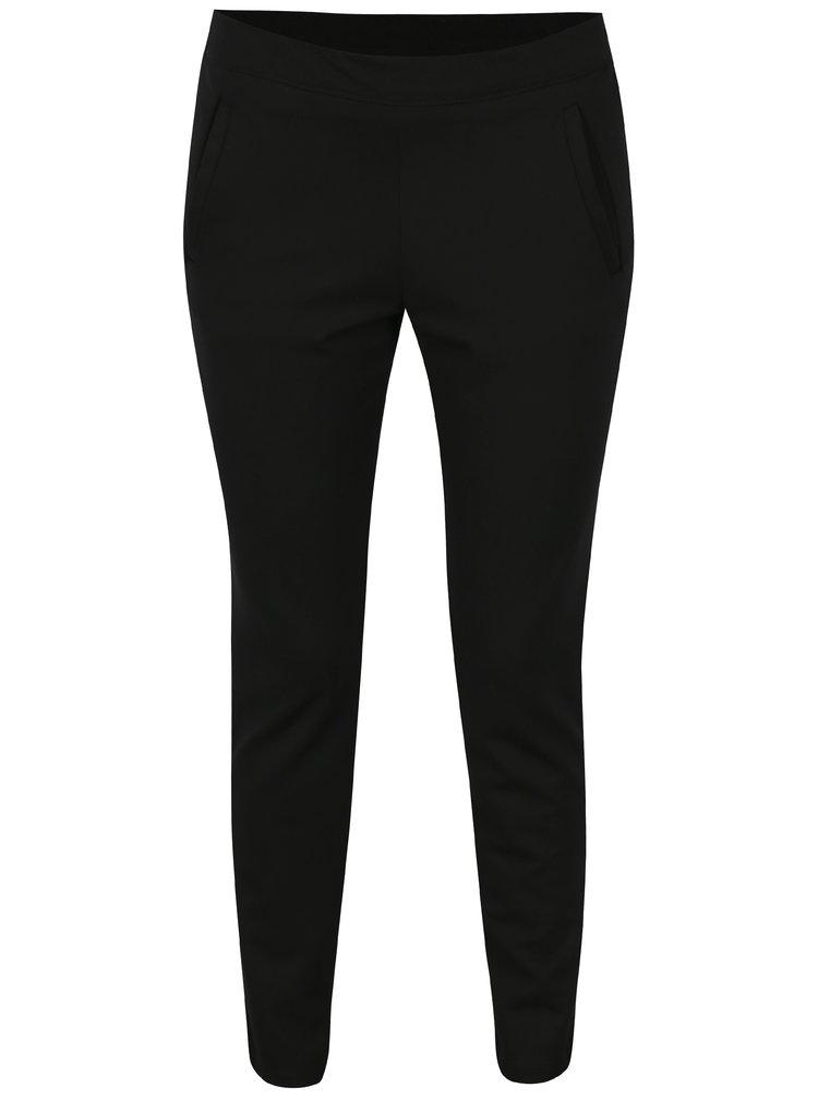 Černé kalhoty Jacqueline de Yong Atomic