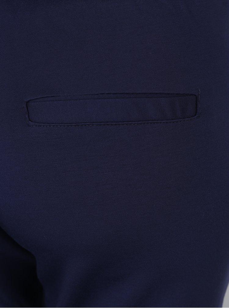 Tmavě modré kalhoty Jacqueline de Yong Atomic