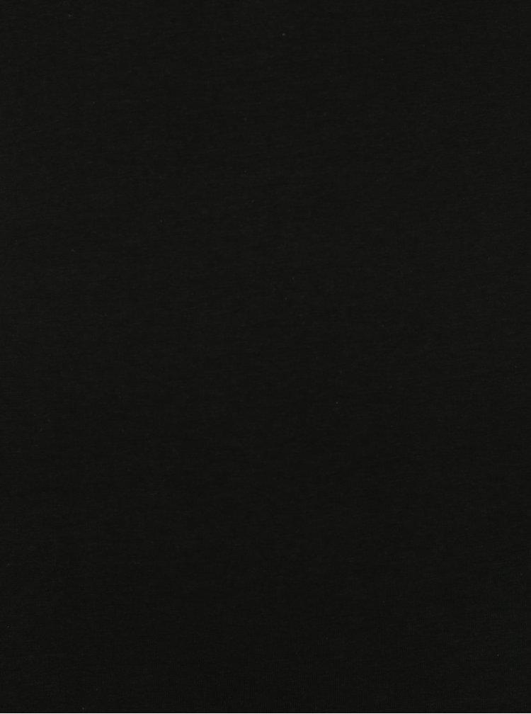 Top negru cu bretele subtiri ajustabile - Jacqueline de Yong Yava