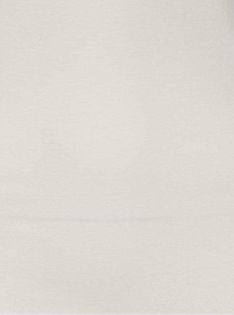 Krémové basic tílko Jacqueline de Yong Yava