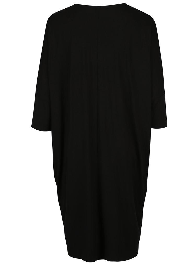 Černá noční košile Ulla Popken