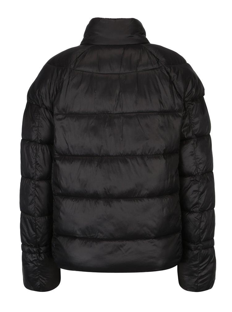 Černá prošívaná zimní bunda VERO MODA Ramona