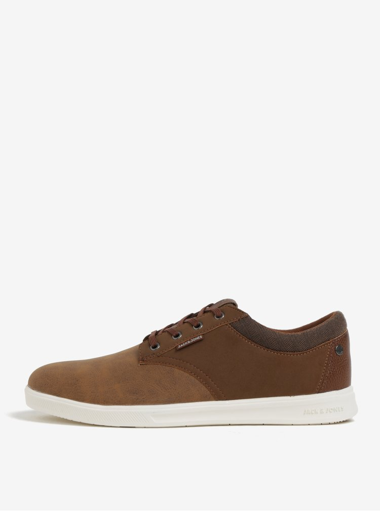 Pantofi sport maro - Jack & Jones Gaston