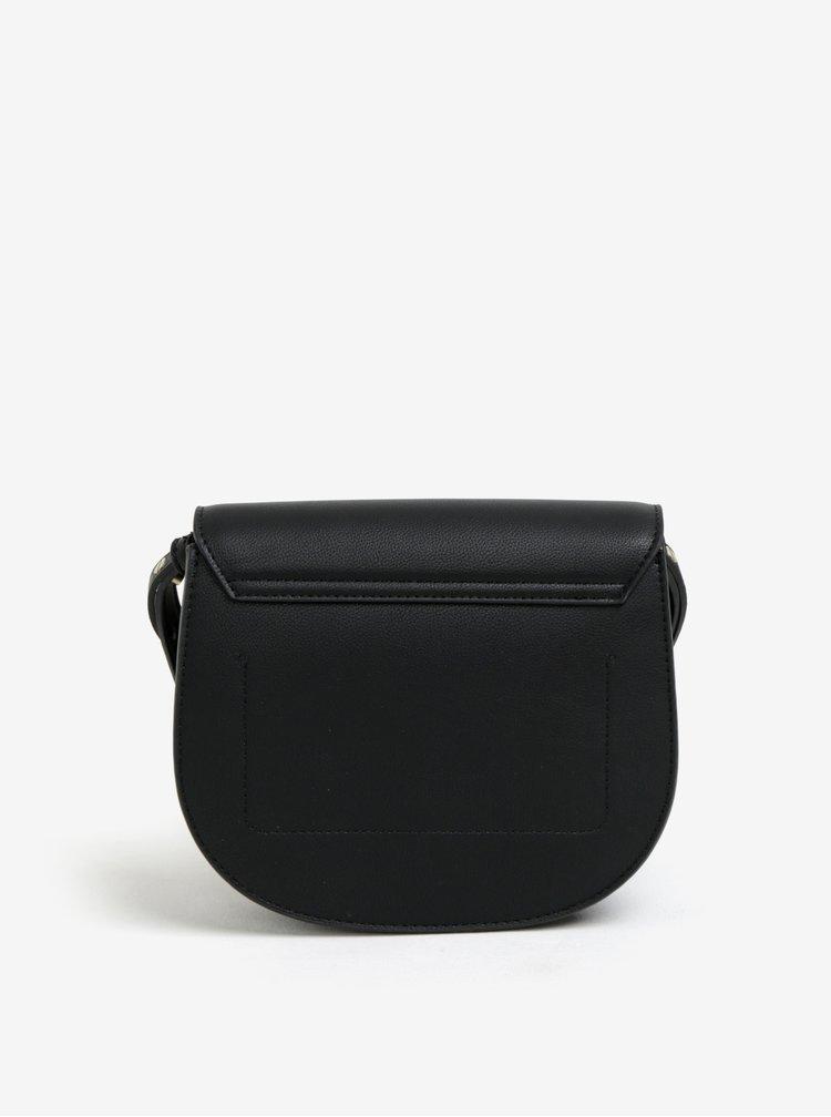 Černá crossbody kabelka Calvin Klein Jeans Metropolitan