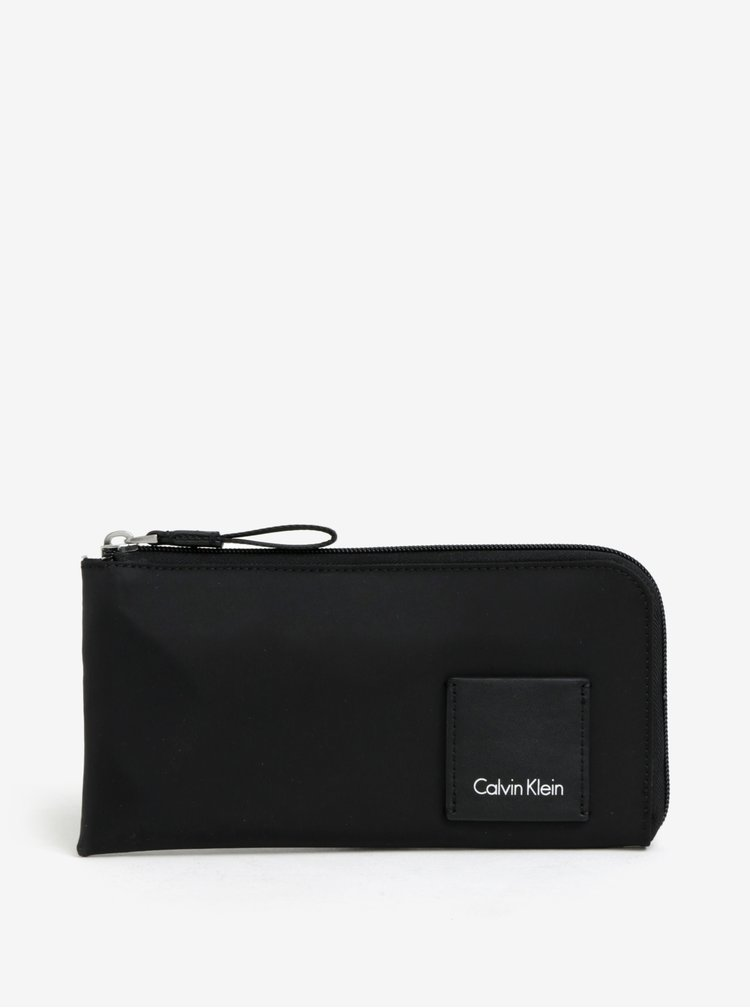 Černá dámská peněženka Calvin Klein Jeans Fluid
