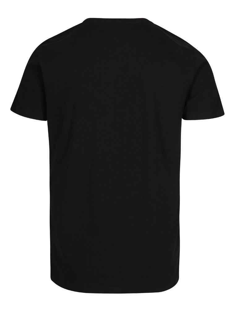 Set de 3 tricouri basic negre - Diesel