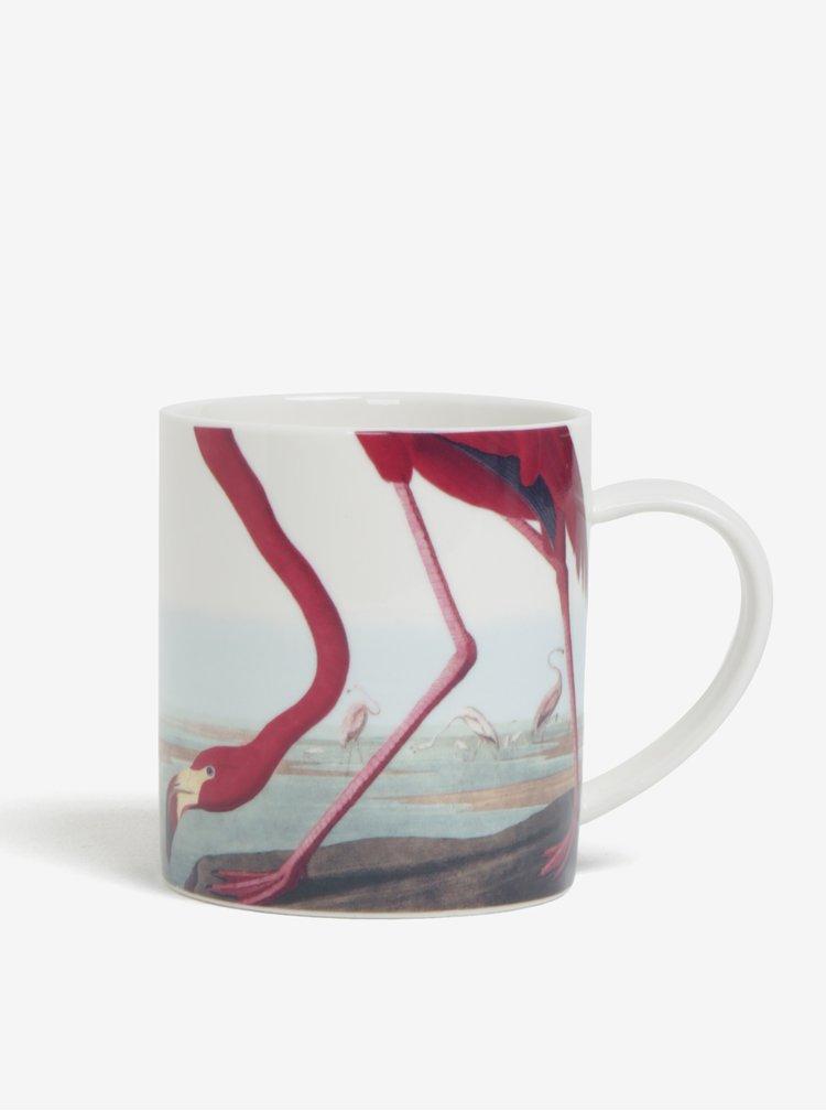 Cana cu print flamingo - Magpie Flamengo