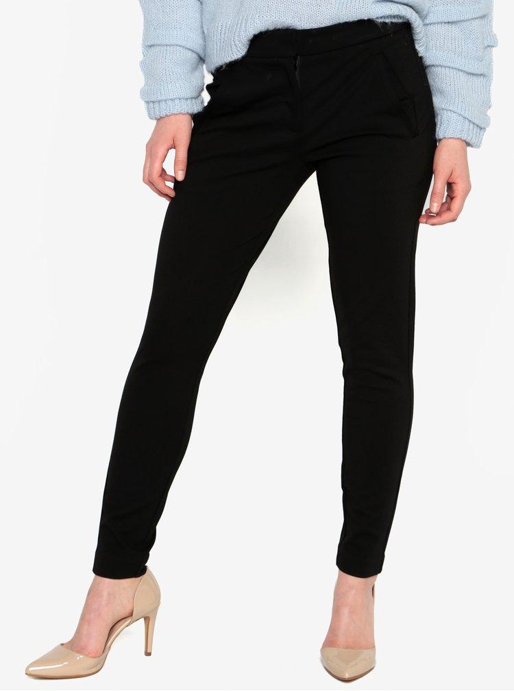 Čierne nohavice Selected Femme Belinda