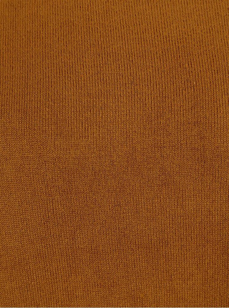 Světle hnědý svetr Jacqueline de Yong Pace