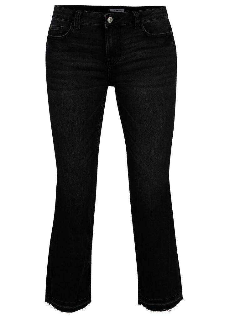 Černé straight džíny Jacqueline de Yong Jake