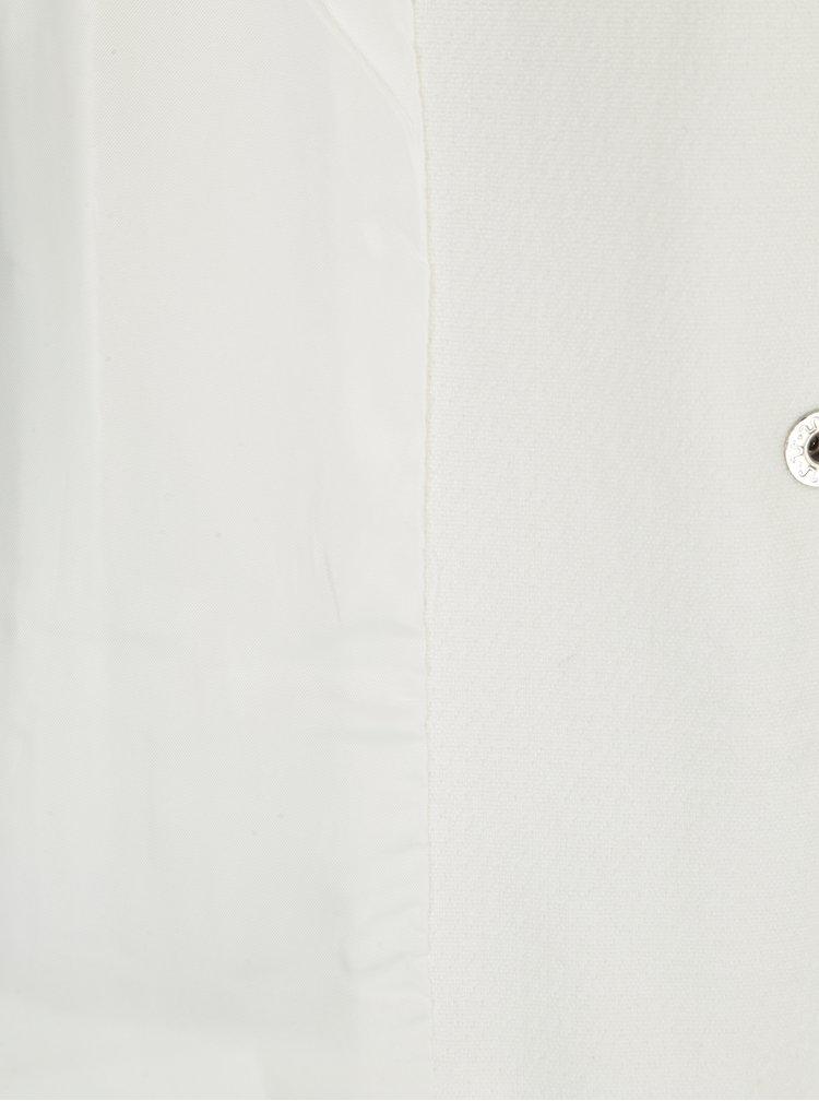 Krémový lehký kabát Jacqueline de Yong New Brighton