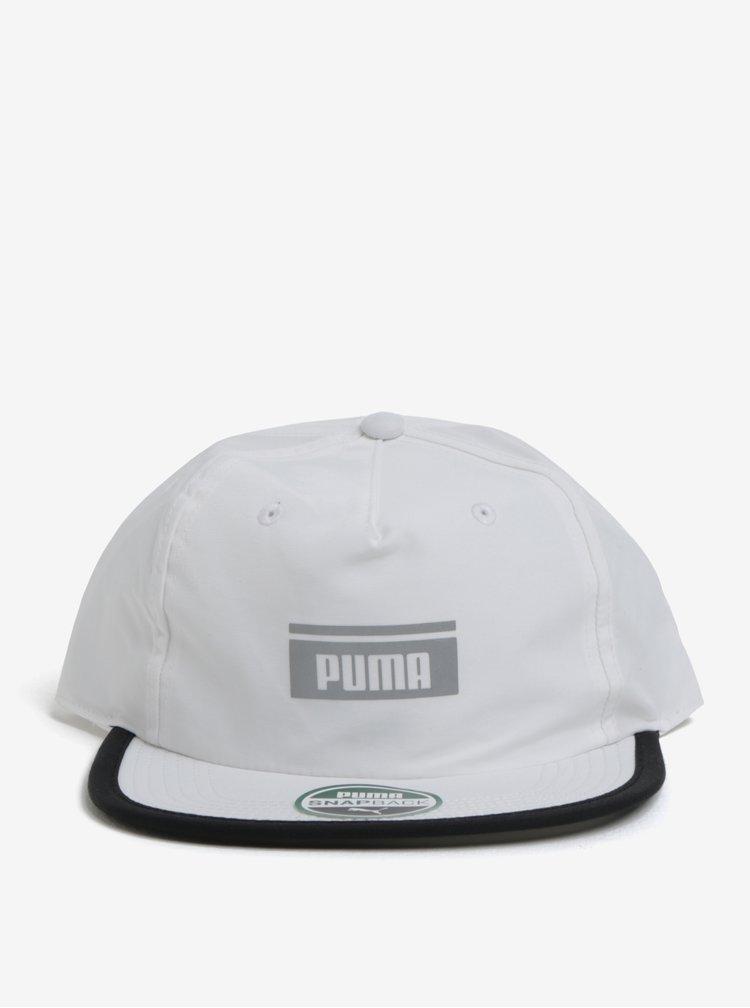 Bílá unisex kšiltovka Puma