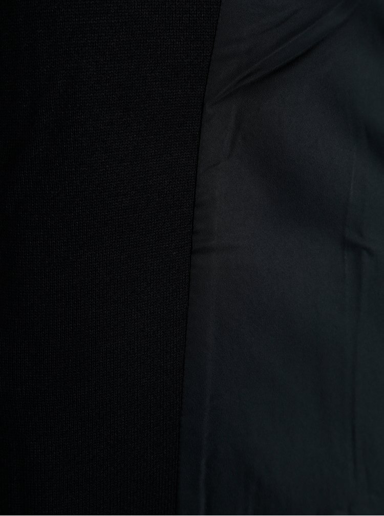 Tmavě modrý dámský lehký kabát s.Oliver