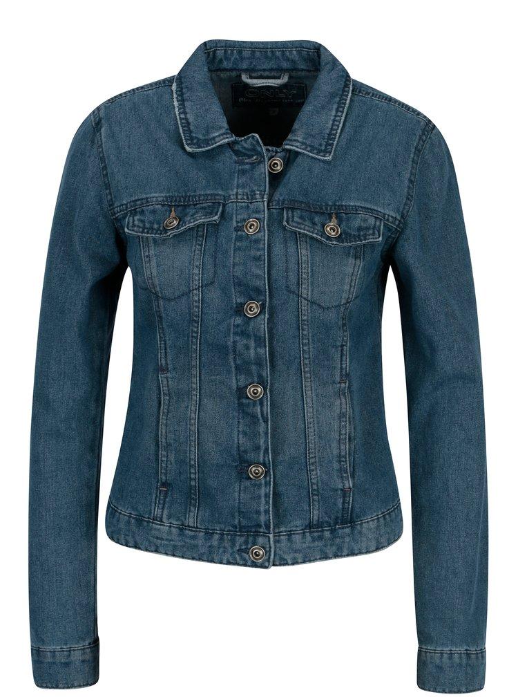 Modrá džínová bunda ONLY Westa