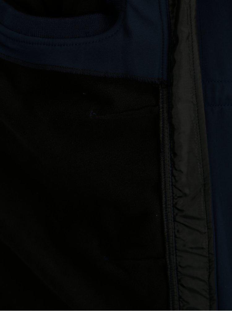 Jacheta multifunctionala bleumarin pentru mame - Mama.licious Shella