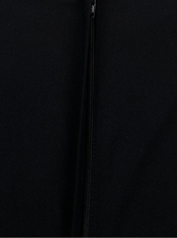 Tmavomodré puzdrové šaty Dorothy Perkins