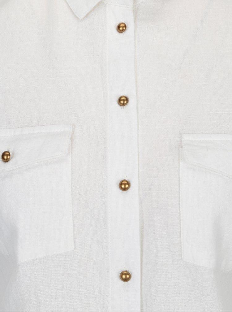 Bílá košile Dorothy Perkins