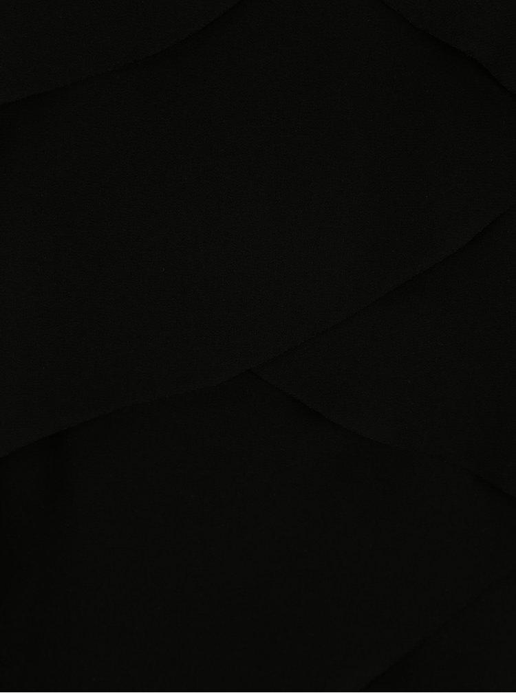 Černá halenka s překlady Madonna