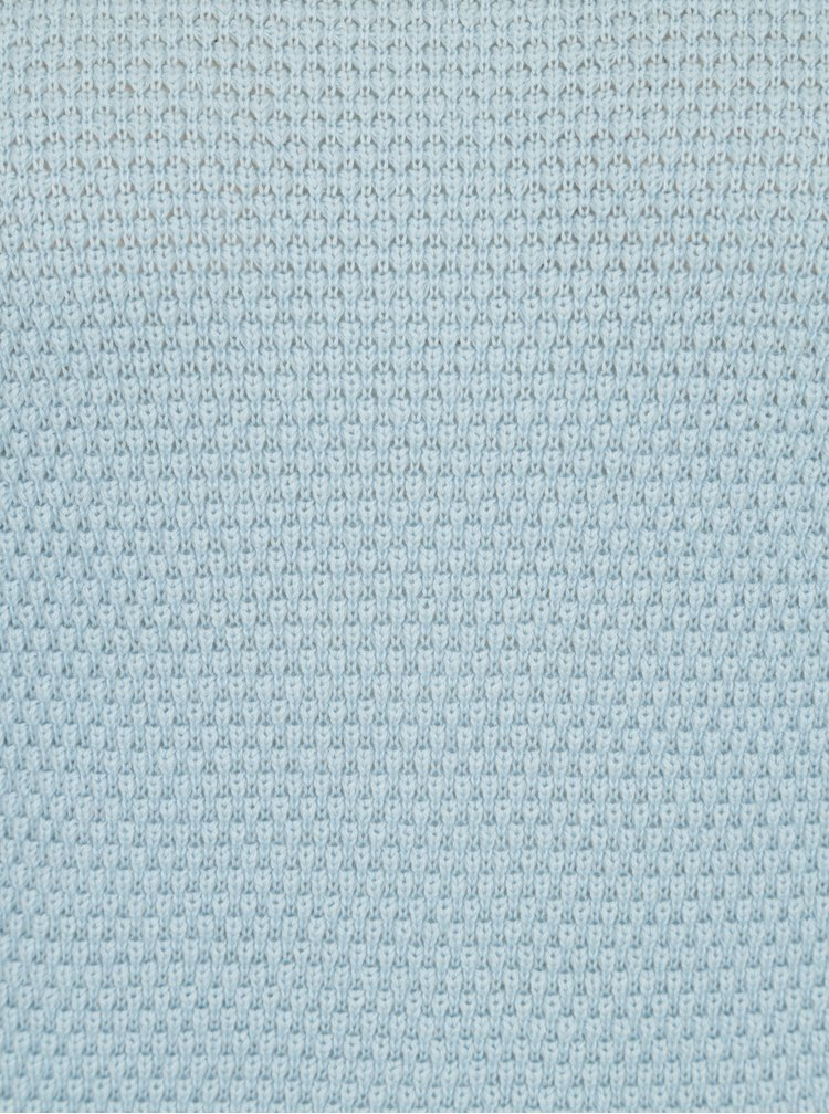 Světle modrý svetr VILA Chassa