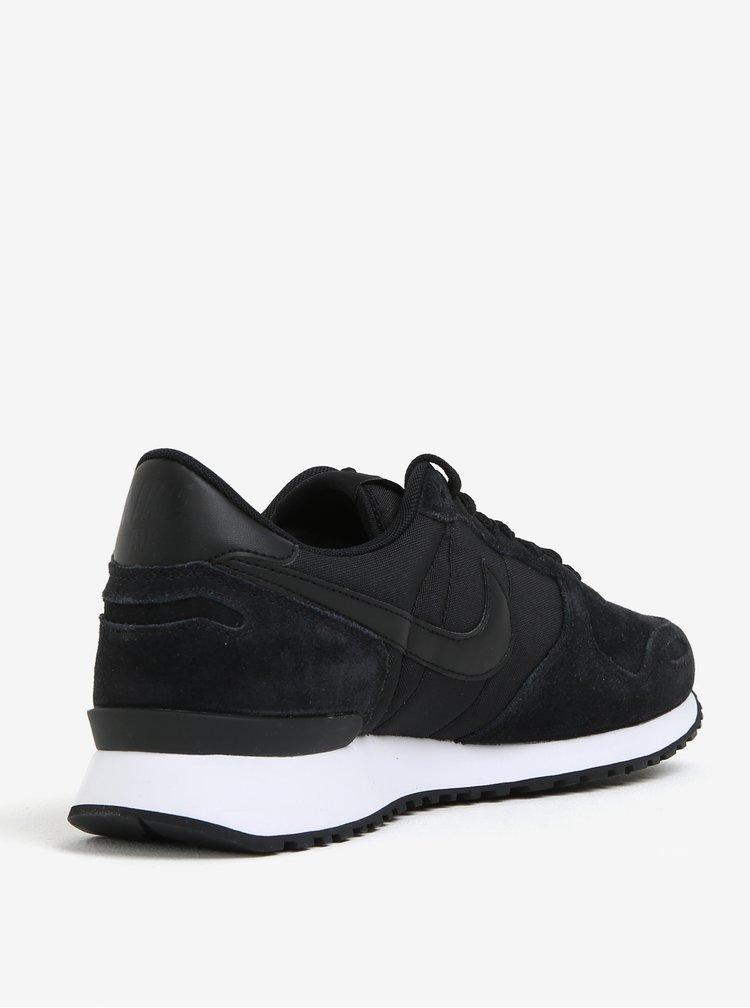 Čierne pánske tenisky so semišovými detailmi Nike Air Vortex