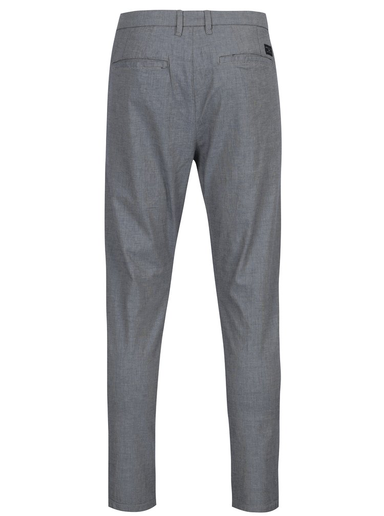 Pantaloni chino gri - Selected Homme Harval