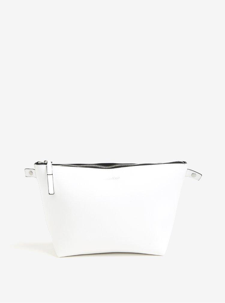 Bílý shopper s pouzdrem 2v1 Calvin Klein Jeans