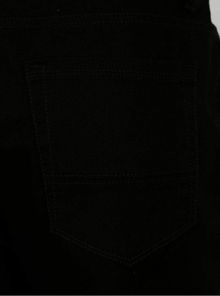 Blugi negri drepti - Burton Menswear London