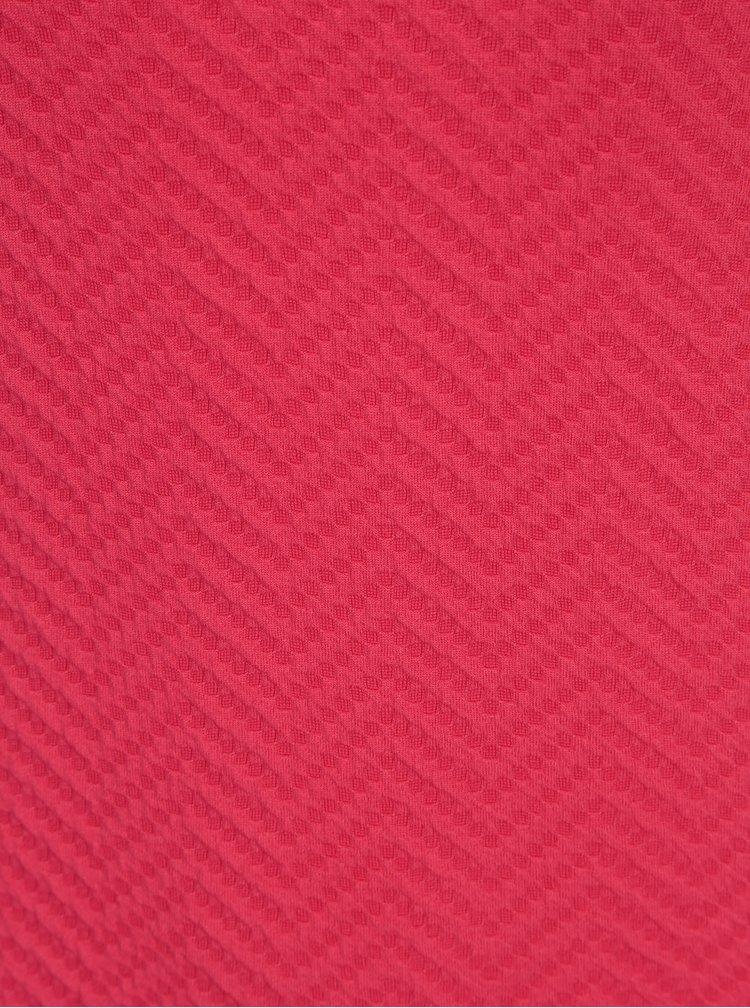 Růžové šaty VERO MODA Jazelda