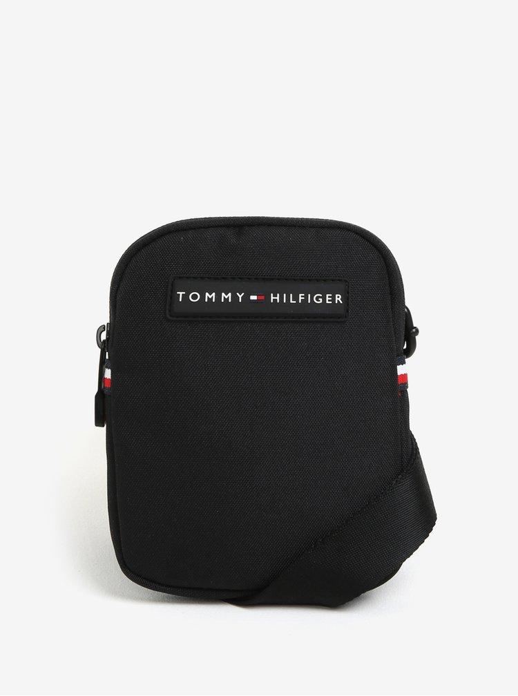 Černá pánská crossbody taška Tommy Hilfiger Tommy