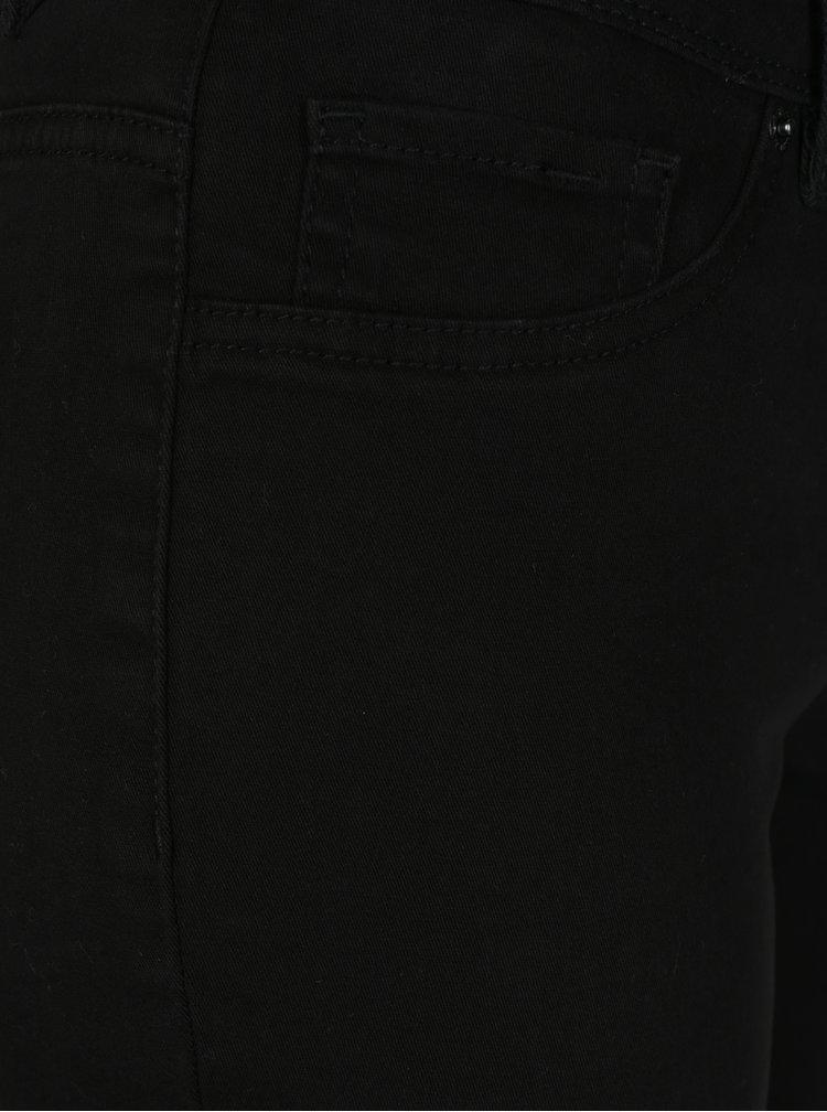Černé skinny džíny Jacqueline de Yong New Five