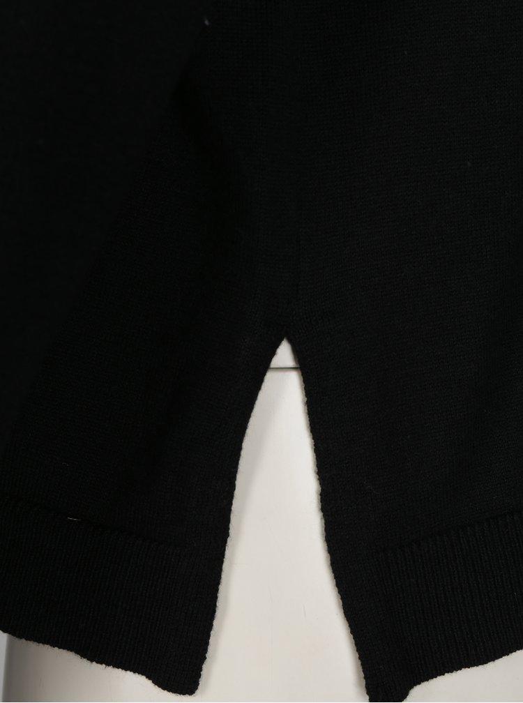 Černý svetr s magickými flitry ONLY Rosetta